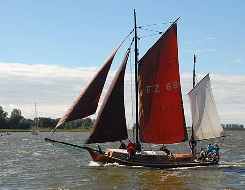 FZ1 Old Lady, Volker Gries, Bodstedt 2012 , 09/2012