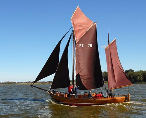 FZ75 Marie, Volker Gries, Bodstedt 2012 , 09/2012