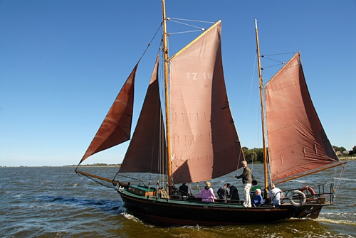 FZ18 Romantik, Volker Gries, Bodstedt 2012 , 09/2012