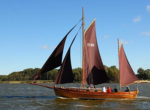 FZ85 Raun, Volker Gries, Bodstedt 2012 , 09/2012