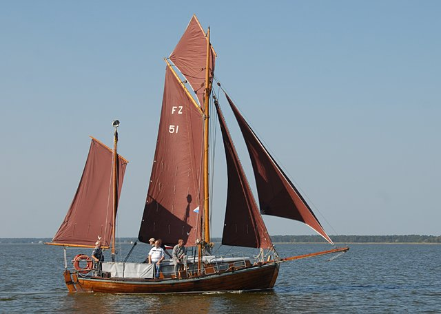 FZ51 Polar, Volker Gries, Bodstedt 2014 , 09/2014