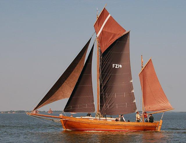 FZ14 Hanne Nüte, Volker Gries, Bodstedt 2014 , 09/2014