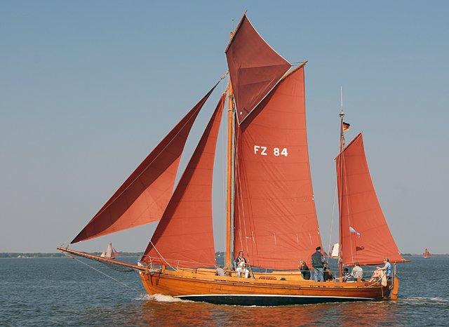 FZ84 Paula, Volker Gries, Bodstedt 2014 , 09/2014