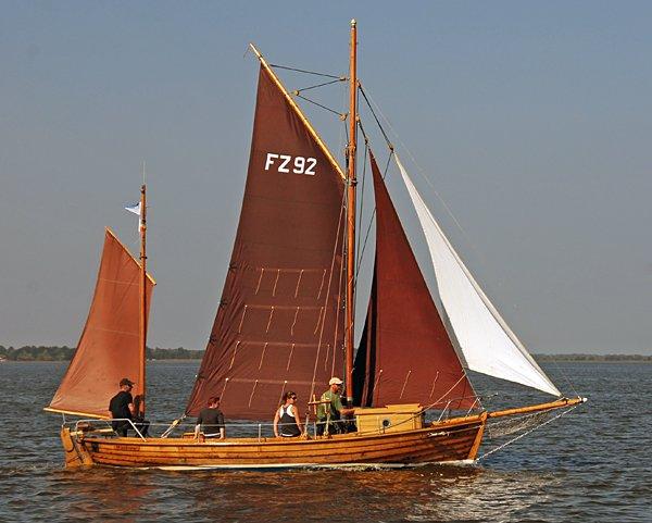 FZ92 Traudi, Volker Gries, Bodstedt 2014 , 09/2014