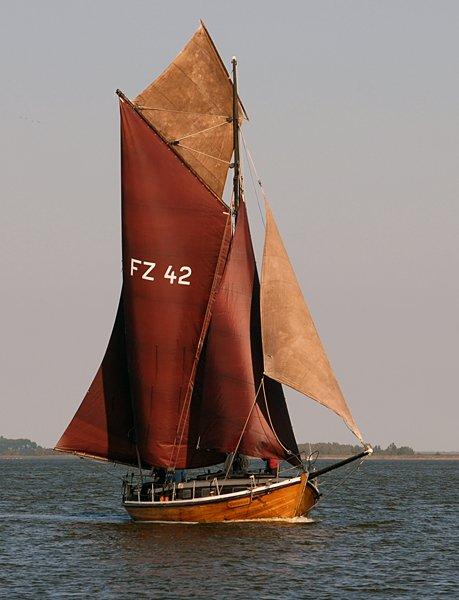 FZ42 Sunddriewer, Volker Gries, Bodstedt 2014 , 09/2014