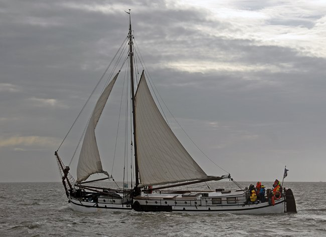 Bonte Piet, Volker Gries, Brandarisrace 2014 , 10/2014