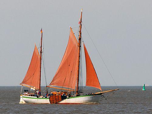 Johanna, Volker Gries, Lütte Sail Bremerhaven 2008 , 08/2008