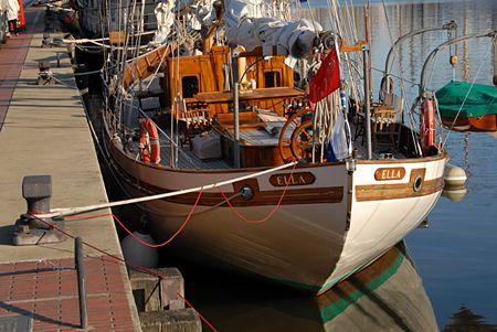 Ella, Volker Gries, Lütte Sail Bremerhaven 2008 , 08/2008