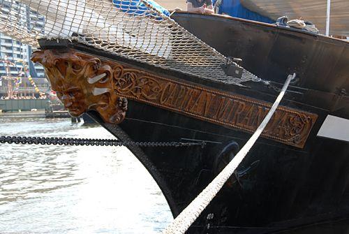 Capitan Miranda, Volker Gries, Lütte Sail Bremerhaven 2008 , 08/2008