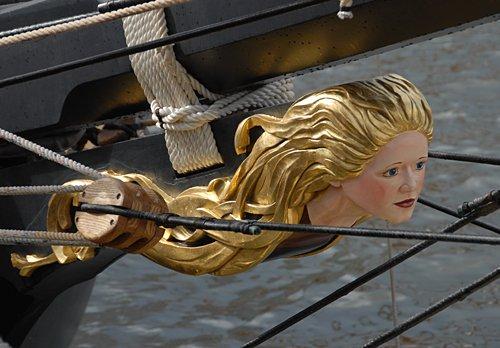 La Recouvrance, Volker Gries, Sail Bremerhaven 2010 , 08/2010