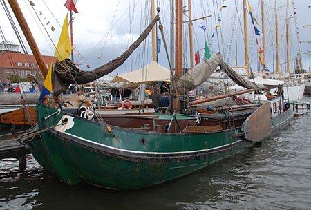 Ebenhaezer, Volker Gries, Sail Bremerhaven 2010 , 08/2010