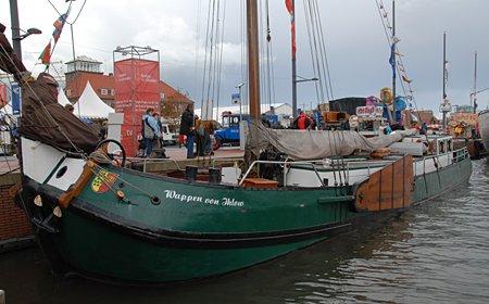 Wappen von Ihlow, Volker Gries, Sail Bremerhaven 2010 , 08/2010