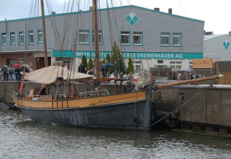 Eems No.1, Volker Gries, Sail Bremerhaven 2010 , 08/2010