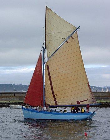 Saint Guénolé BR6773, Volker Gries, Brest/Douarnenez 2004 , 07/2004