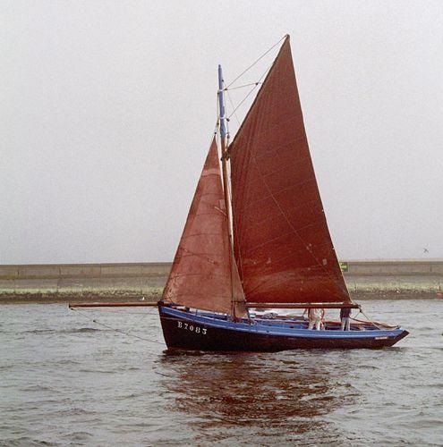 Belle Germaine BR7083, Volker Gries, Brest/Douarnenez 2004 , 07/2004