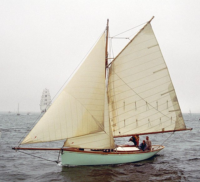 Seagull, Volker Gries, Brest/Douarnenez 2004 , 07/2004