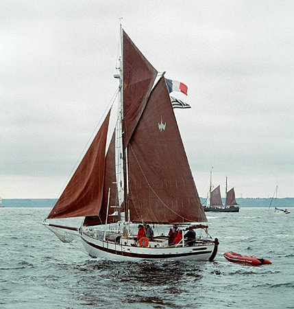 Bételgeuse, Volker Gries, Brest/Douarnenez 2004 , 07/2004