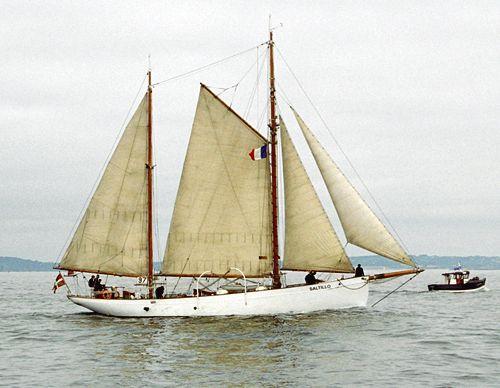 Saltillo, Volker Gries, Brest/Douarnenez 2004 , 07/2004