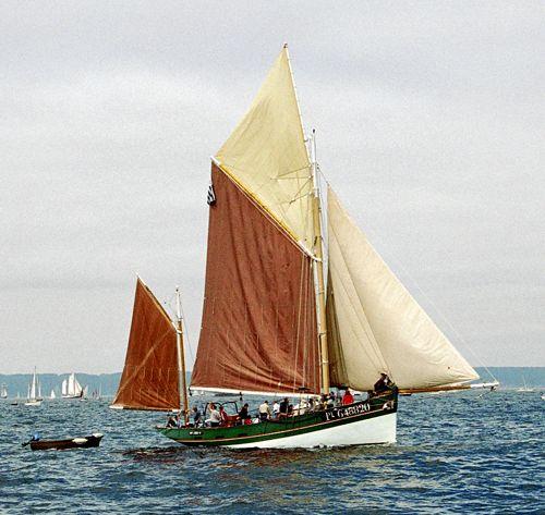 Sant C'hireg PL6488210, Volker Gries, Brest/Douarnenez 2004 , 07/2004