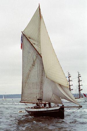 Marie-Fernand, Volker Gries, Brest/Douarnenez 2004 , 07/2004