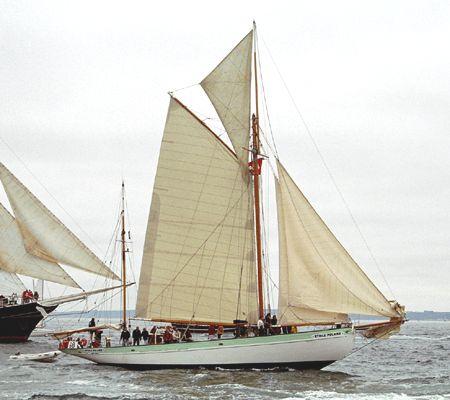 Skeaf, Volker Gries, Brest/Douarnenez 2004 , 07/2004