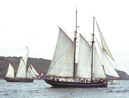 Gallant, Volker Gries, Brest/Douarnenez 2004 , 07/2004
