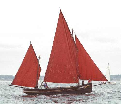 Ocean Pride PZ134, Volker Gries, Brest/Douarnenez 2004 , 07/2004