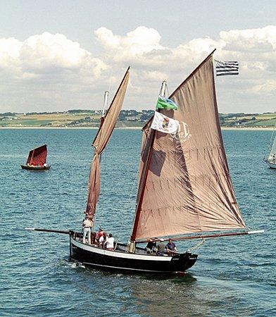 Ar Jentilez PL92, Volker Gries, Brest/Douarnenez 2004 , 07/2004