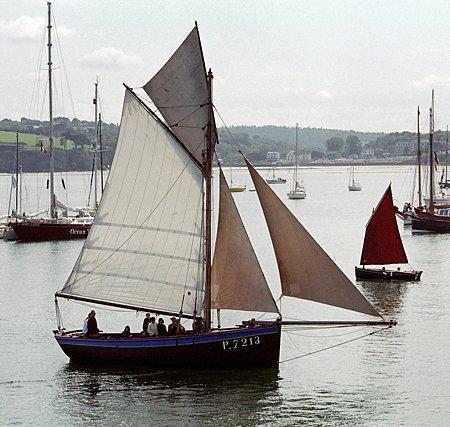 Enez Koalen, Volker Gries, Brest/Douarnenez 2004 , 07/2004
