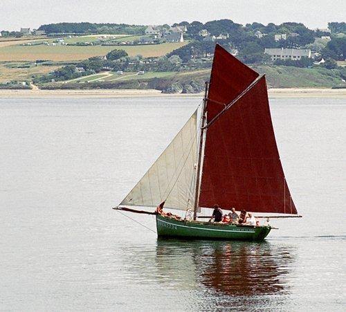 Reine de la Mer, Volker Gries, Brest/Douarnenez 2004 , 07/2004