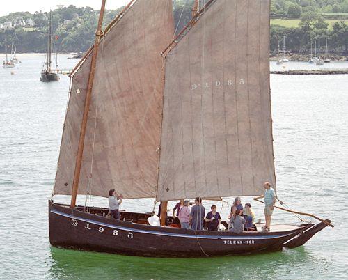 Telenn Mor, Volker Gries, Brest/Douarnenez 2004 , 07/2004