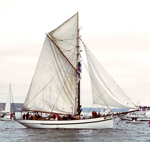 Lola of Skagen, Volker Gries, Brest/Douarnenez 2004 , 07/2004