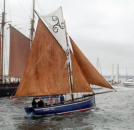 La Belle-Îloise BI634, Volker Gries, Brest/Douarnenez 2004 , 07/2004