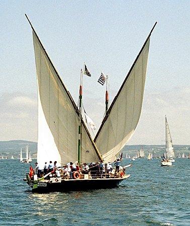 La Vaudoise, Volker Gries, Brest/Douarnenez 2004 , 07/2004