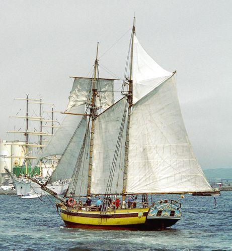 Cymru, Volker Gries, Brest/Douarnenez 2004 , 07/2004