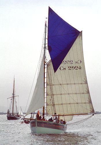 La Nébuleuse, Volker Gries, Brest/Douarnenez 2004 , 07/2004