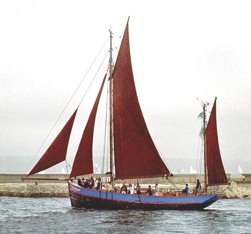 André-Yvette, Volker Gries, Brest/Douarnenez 2004 , 07/2004
