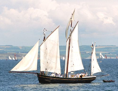 Corentin, Volker Gries, Brest/Douarnenez 2004 , 07/2004