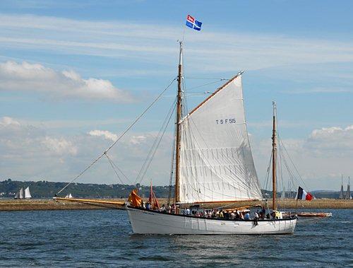 Étoile Molène, Volker Gries, Brest/Douarnenez 2008 , 07/2008