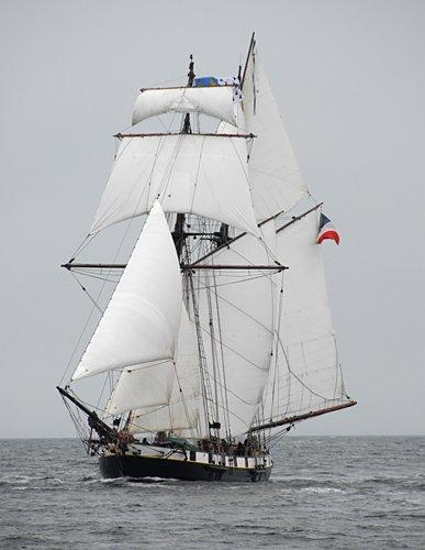 La Recouvrance, Volker Gries, Brest/Douarnenez 2008 , 07/2008