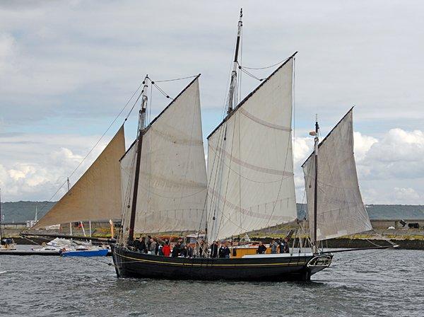Corentin, Volker Gries, Les Tonnerres de Brest 2012 , 07/2012