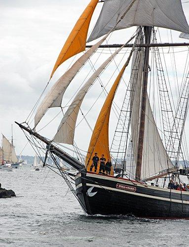 Etoile de France, Volker Gries, Les Tonnerres de Brest 2012 , 07/2012