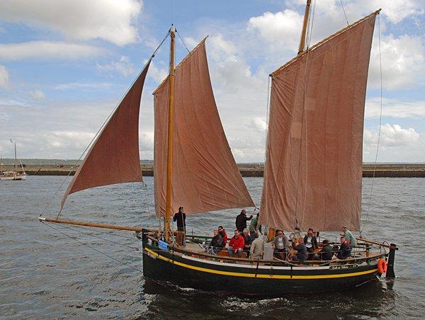 Belle de Vilaine, Volker Gries, Les Tonnerres de Brest 2012 , 07/2012