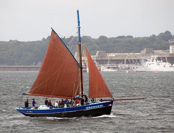 Dalh Mad BR787018, Volker Gries, Les Tonnerres de Brest 2012 , 07/2012