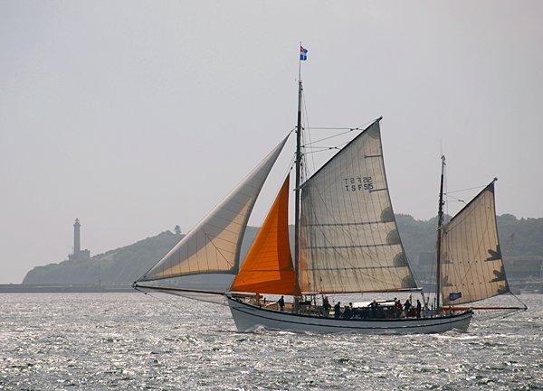 Étoile Molène, Volker Gries, Les Tonnerres de Brest 2012 , 07/2012