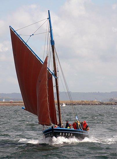 Bergère de Domrémy BR5929, Volker Gries, Les Tonnerres de Brest 2012 , 07/2012