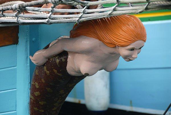 La Reine des Flots, Volker Gries, Les Tonnerres de Brest 2012 , 07/2012