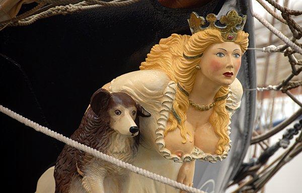 Regina Maris, Volker Gries, Les Tonnerres de Brest 2012 , 07/2012