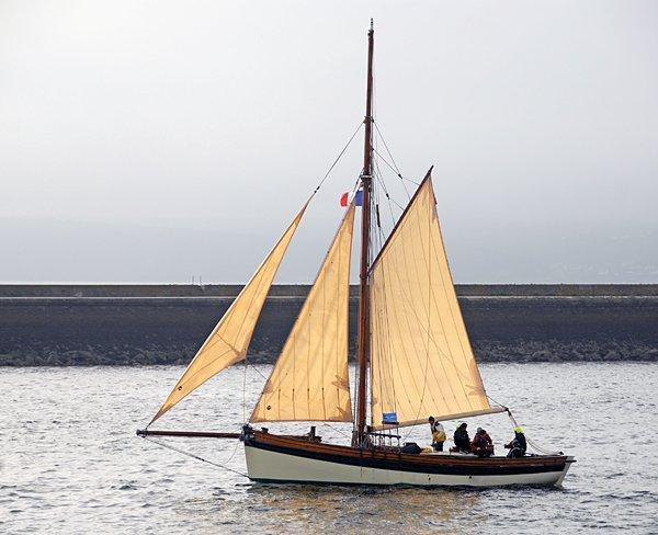Edith Gray, Volker Gries, Les Tonnerres de Brest 2012 , 07/2012