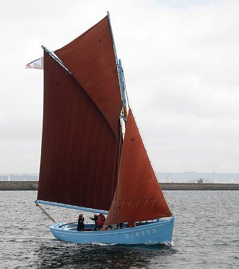 Saint Guénolé BR6773, Volker Gries, Les Tonnerres de Brest 2012 , 07/2012